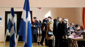 Оспорвани парламентарни избори в Естония
