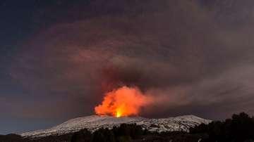 Етна отново изригна