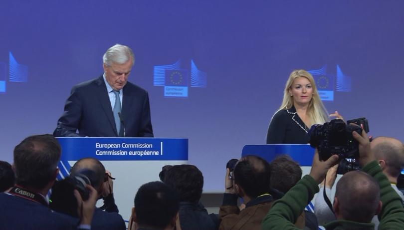 Европейският съюз и Великобритания постигнаха споразумение за Брекзит. Това потвърдиха