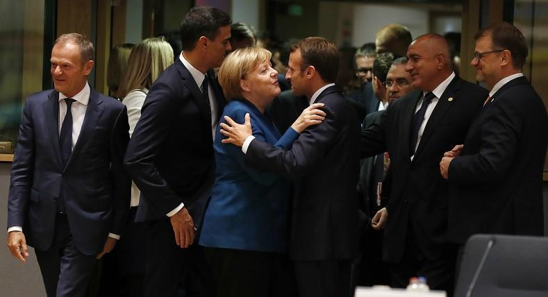 Решаваща работна вечеря на лидерите от Европейския съюз за Брекзит