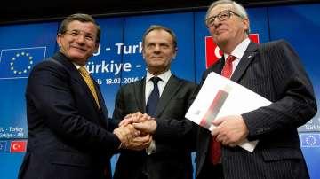 ЕС и Турция финализираха споразумението за миграцията