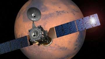 Европейската космическа агенция установи връзка с Екзомарс