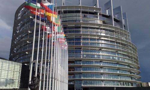 Гръцкият премиер Алексис Ципрас с реч пред Европейския парламент за