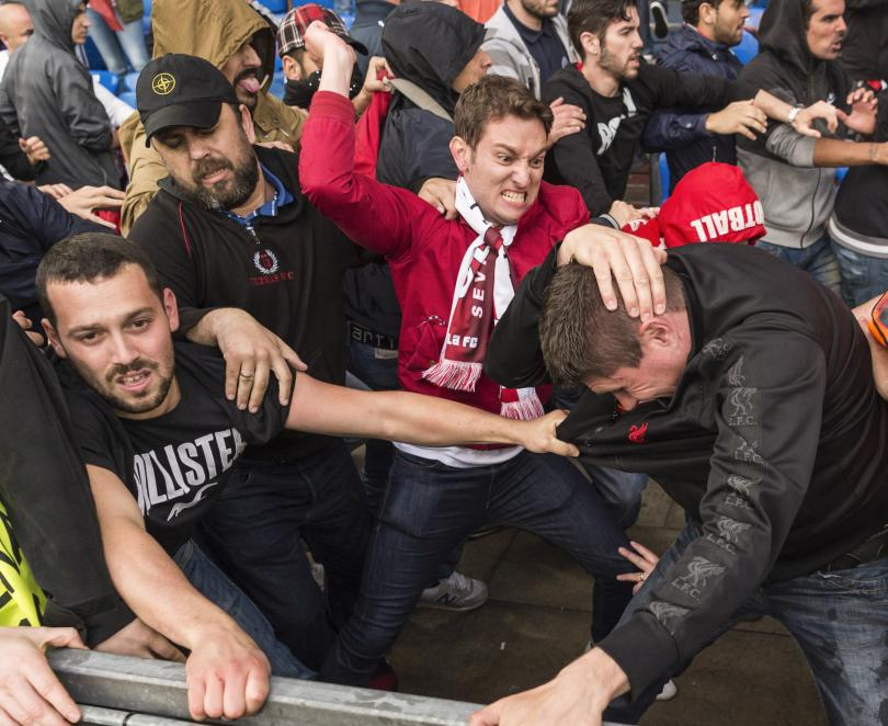 пострадали идниценти около мача англия русия марсилия