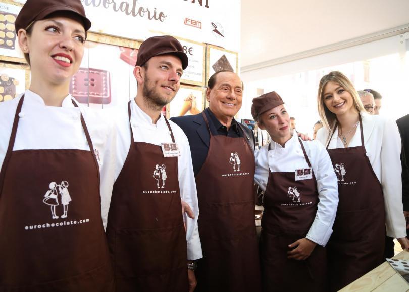 Снимка: За 26-ти път стартира Фестивалът на шоколада в Италия