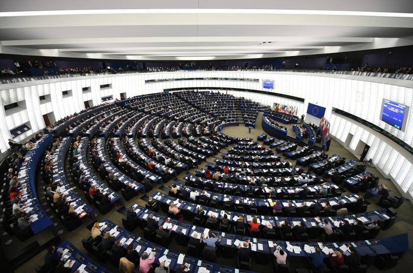 В Страсбург днес е последният ден от първата сесия на