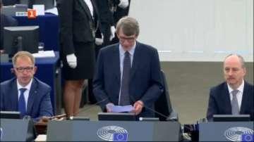 Давид-Мария Сасоли - италианската връзка в Европейския парламент