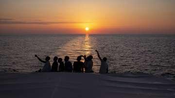 Фронтекс: Миграционният натиск към Европа намалява