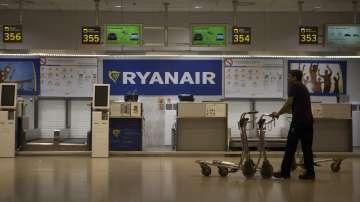 Райънеър отмени 150 полета от и до Германия заради стачка