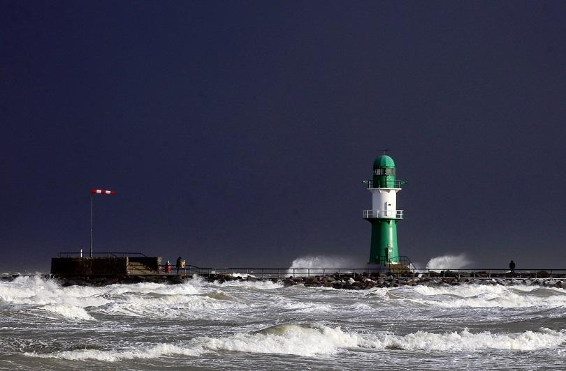 снимка 4 Тежка зима в Северна Европа