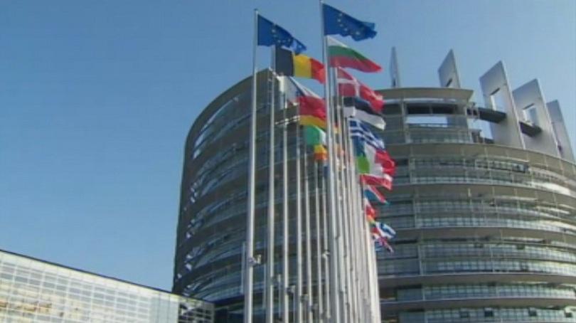 един терористите брюксел работил европейския парламент