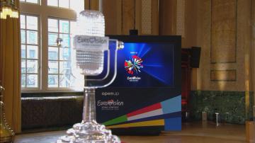 Виктория излиза на сцената на Евровизия във втората част на втория полуфинал
