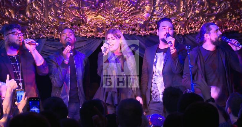 Българската песен за Евровизия 2018 беше представена в Лондон