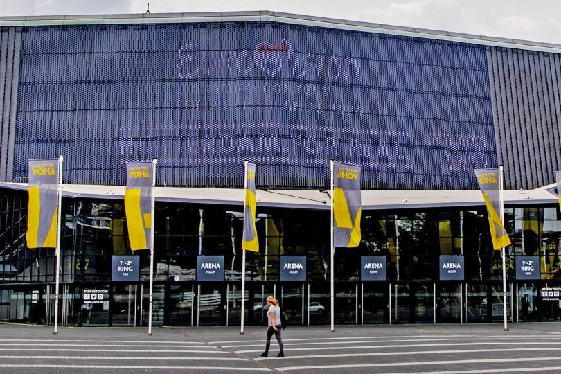 """Организаторите на песенния конкурс """"Евровизия"""" избраха холандския град Ротердам за"""