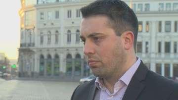 Зам.-кметът на Столична община Евгени Крусев подава оставка