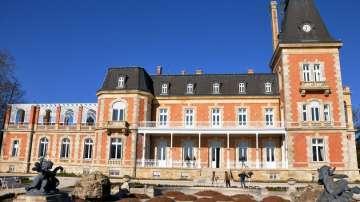 Дворецът Евксиноград отваря врати за туристите след Нова година