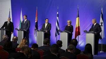 Пета поредна среща на балканските лидери в Евксиноград