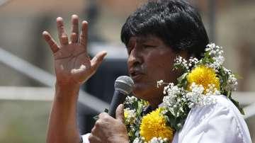 Президентът на Боливия се подлага на ДНК тест за установяване на бащинство