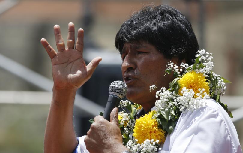 президентът боливия подлага днк тест установяване бащинство