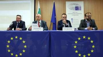 Български евродепутати проведоха дискусия за бъдещето на Европа
