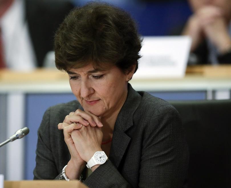 Европейският парламент отхвърли кандидатурата на Силви Гулар за бъдещ френски