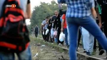 #Европа: Темата за имигрантите преди евроизборите