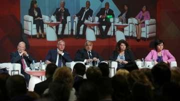 Борисов, Станишев и Сакскобургготски заедно в дискусията Европа отново на път