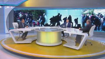 В Денят започва: Европа и мигрантите - Мохамед Халаф и Симеон Николов