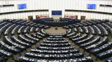 1575 евро глоба за евродепутат, гласувал от името на Марин льо Пен