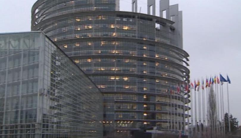 минута мълчание европейския парламент атентата страсбург