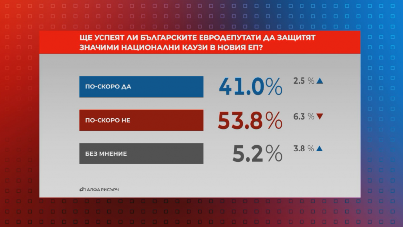 снимка 1 В Референдум: Ще успеят ли евродепутатите ни да защитят национални каузи в ЕП?