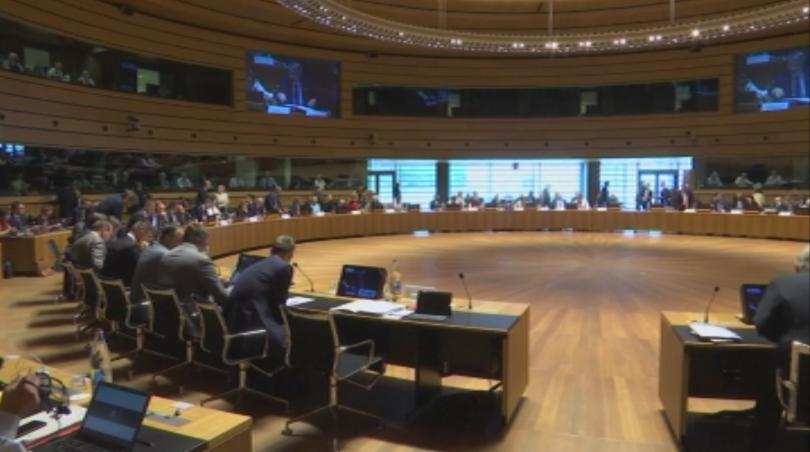 В края на май Европейската комисия посочи, че двете балкански