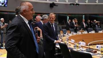 Лидерите на страните членки на ЕС заседават в Брюксел