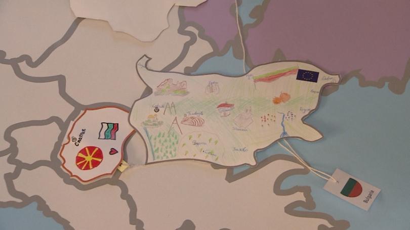 Официалното детско закриване на Европредседателството събра близо 300 деца и