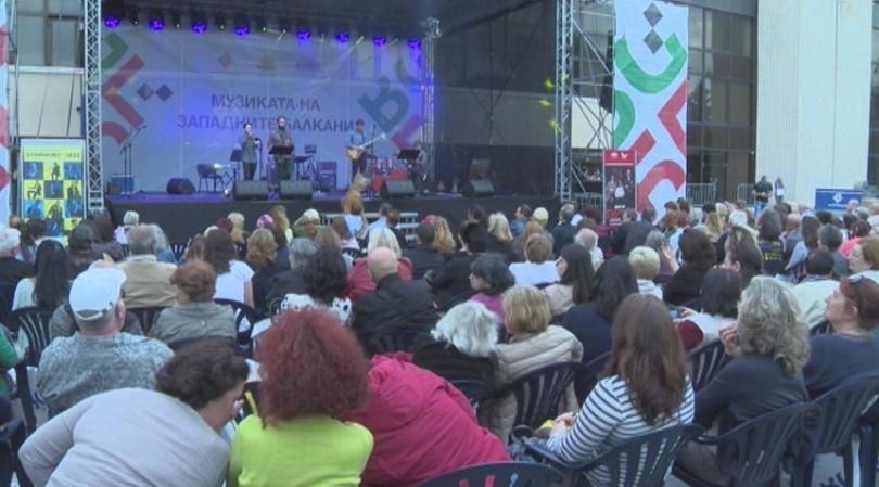 С концерт с балканска музика НДК изпраща послание за продължаване