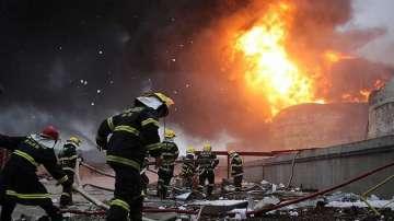 Най-малко 18 души са ранени при серия експлозии в завод в Чехия