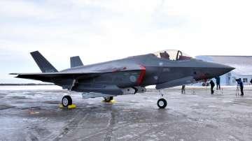Изтребител F-35 на Японските ВВС се разби в Тихия океан