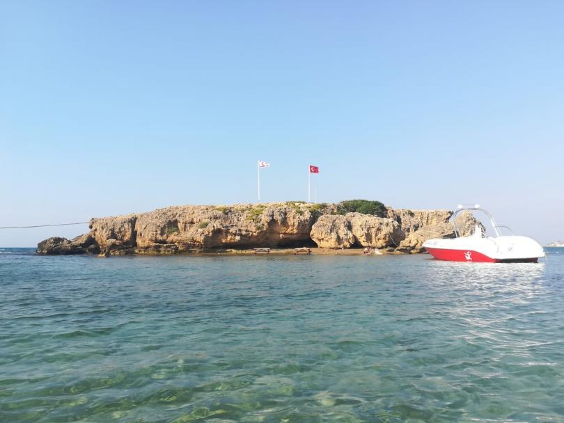 снимка 2 Северен Кипър - средиземноморски бриз край стария фронт