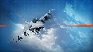 Договорът за купуването на самолети F-16 е публикуван в Държавен вестник