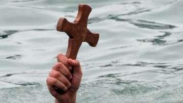 Борбата за калоферския кръст на Богоявление
