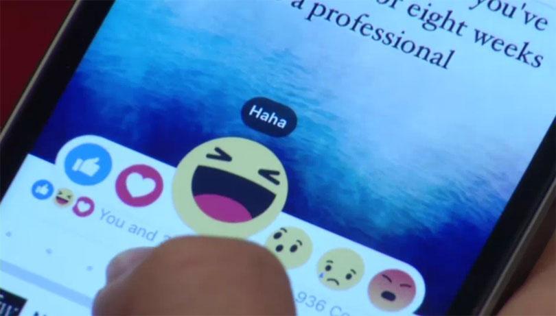 потребителите приемат новите емотикони фейсбук