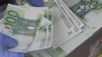 Таен агент разкрил групата за фалшива валута