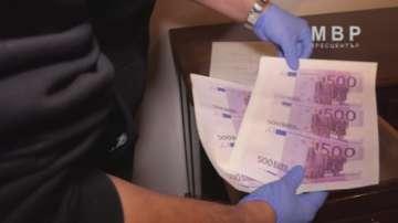 Оставиха за постоянно в ареста заловените за печатницата на фалшиви пари