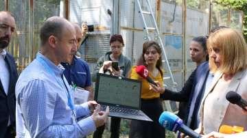 В София изграждат нова система за следене на качеството на въздуха