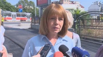Фандъкова ще излезе в отпуск един месец преди изборите