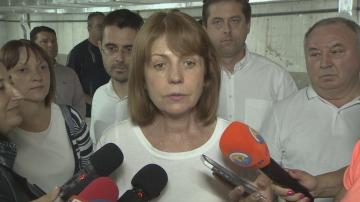 Буферният паркинг до БНР в София ще отвори врати в средата на октомври