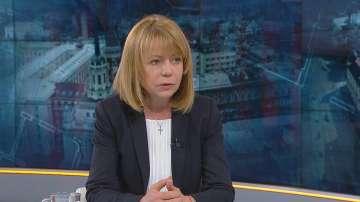 """Йорданка Фандъкова: Няма пейка на ул. """"Граф Игнатиев"""", която струва 10 000 лв."""
