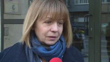 Фандъкова: Има проекти за реконструкция на язовирната стена на яз.