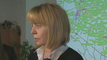 Йорданка Фандъкова: Машините са на терен, инспектората контролира обстановката