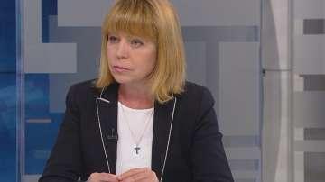 Йорданка Фандъкова: Имаше ефект от зеления билет в София, макар и за един ден